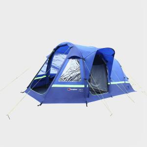 Berghaus Air 4 Inflatable Family Tent - Blue, Blue