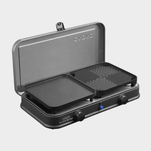 Cadac 2-Cook 2 Pro Deluxe Stove - Dlx/Dlx, DLX/DLX