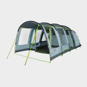 Coleman Meadowood 4 Person Large Tent With Blackout Bedrooms - Blue/Blue, Blue/Blue