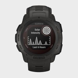 Garmin Instinct Solar Camo Edition Multi-Sport Gps Watch - Black/Blk, Black/BLK