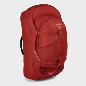 Osprey Farpoint 70 Backpack - Red/Red, RED/RED