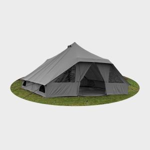 Quest Touareg Bell 10-Person Tent, Grey/GRY
