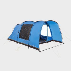 HI-GEAR Hampton 4 Nightfall Family Tent, Blue