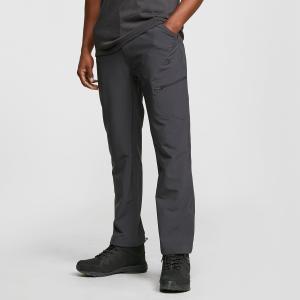 North Ridge Men's Yangon Trouser (Short) - Grey/Leg, GREY/LEG