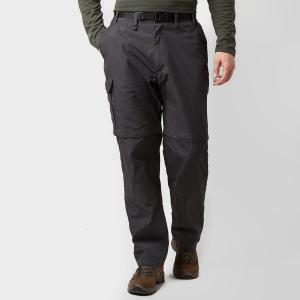 Craghoppers Men's Kiwi Convertible Trousers - Grey, Grey