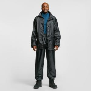 Freedomtrail Essential Waterproof Suit (Unisex) - Black, Black