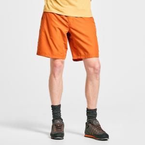 Prana Men's Mojo Climbing Shorts - Orange, Orange