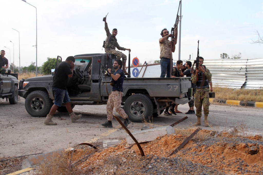 Int'l working group reiterates backing for Libyan ceasefire deal