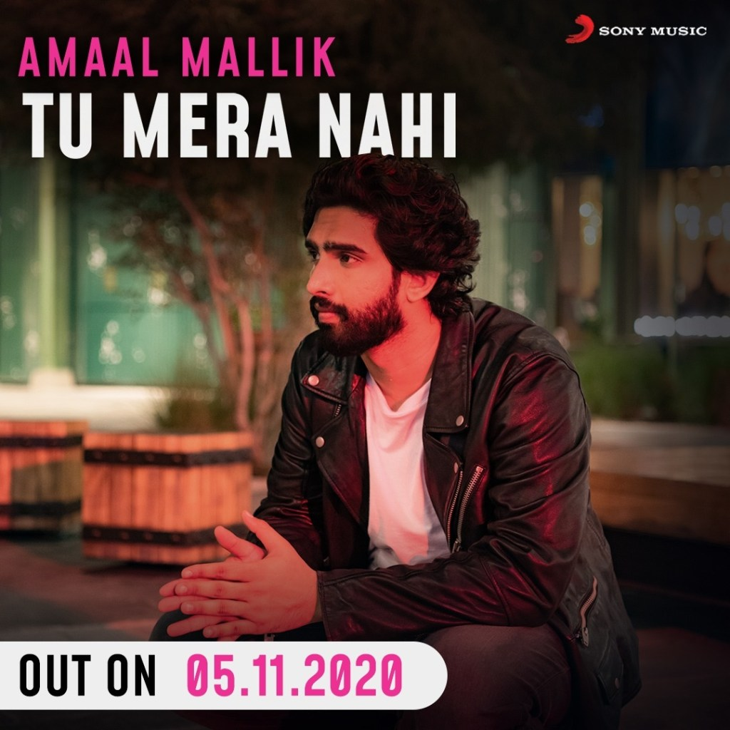 Amaal Mallik to make pop debut with romantic ballad Tu mera nahi