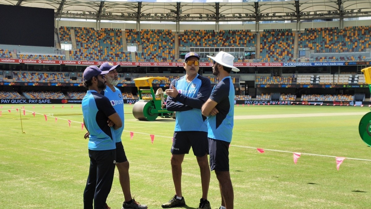 4th Test: India monitoring injuries, to name XI on Friday (Lead) (@BCCI/Twitter)