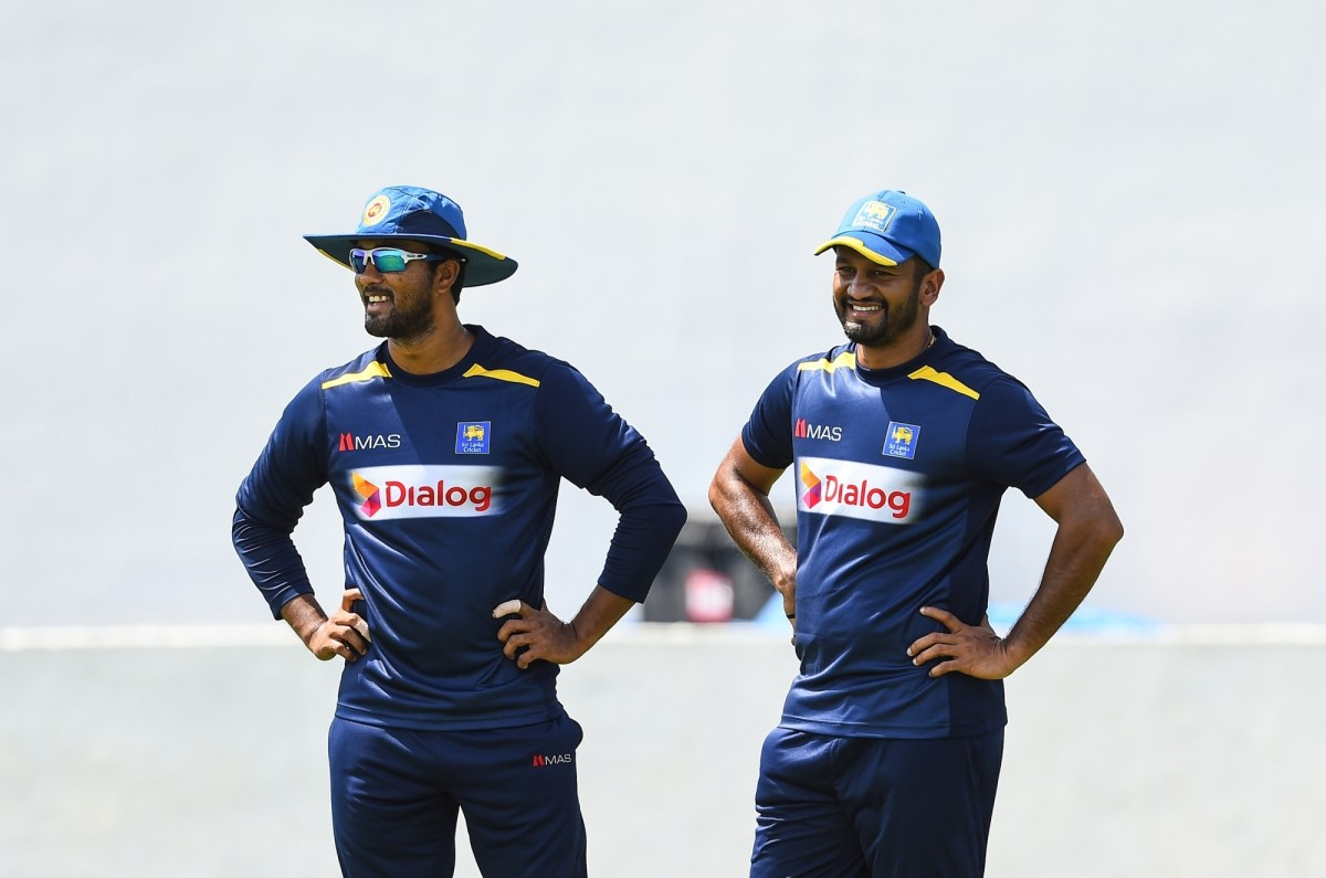 1st Test: Karunaratne ruled out, Chandimal to lead SL against Eng (Credit: @ICC/Twitter)