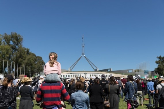 Aus to convene national women's safety summit