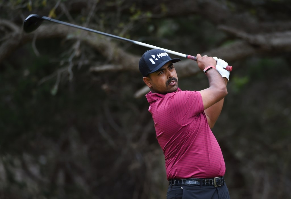 Coach by his side, Lahiri geared up for RBC Heritage