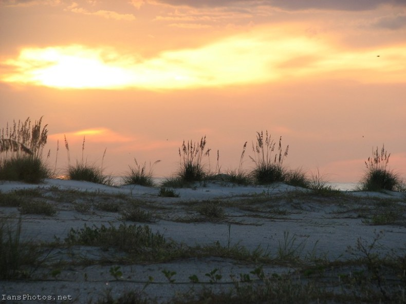 Lido Key Sarasota Sunset