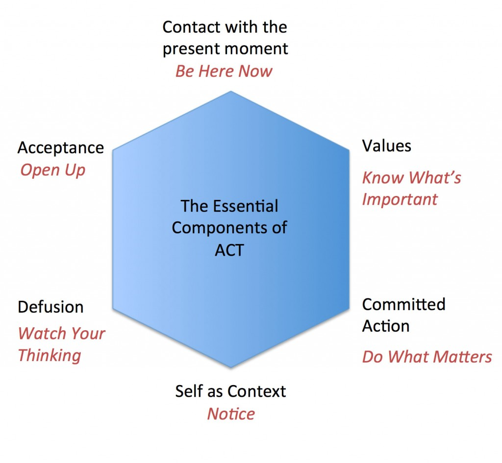 What Is Acceptance And Commitment Therapy