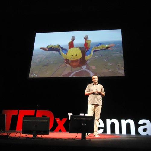 TEDx / speaking