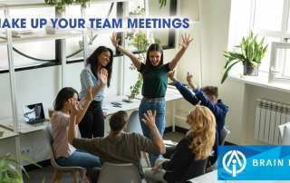 shake up your team meetings