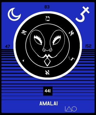 Amalai (2013) - An Archangel of Water