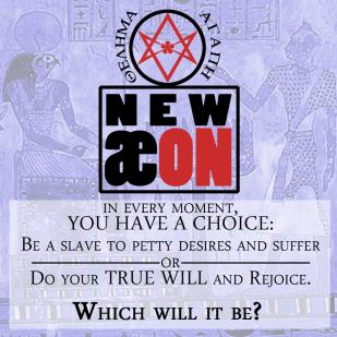 New Aeon: A Choice (2014)