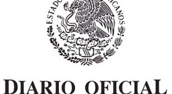 Logotipo del DOF, Diario Oficial de la Federación de México