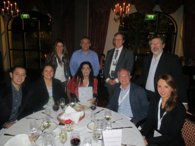 ICORD-2014-Ede-Holanda, Toto Peña, Jaime Morales, Karina Brito, Virginia Llera, Emilio Roldán, John Forman