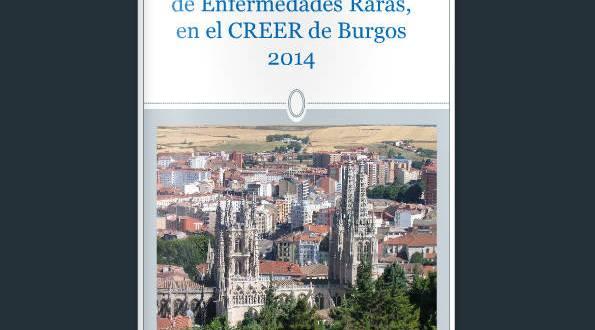 ncuentro Internacional de Enfermedades Raras, en el CREER de Burgos, España, octubre 2014