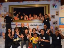 Celebración del Día de las Enfermedades Raras 2015 en la ciudad de México, Cámara de Diputados, expo-fotográfica