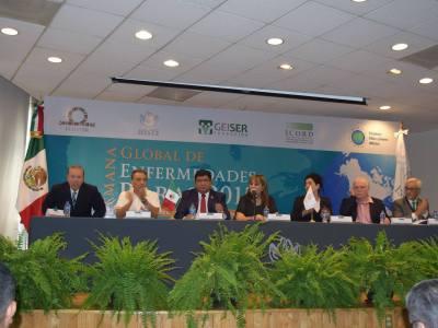 Inauguración Semana Global 2015 de Enfermedades Raras (SG2015EERR)