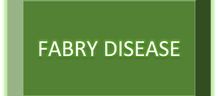 fabry disease word
