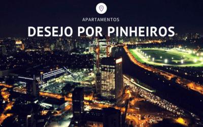 Lançamentos e Apartamentos novos à venda em Pinheiros
