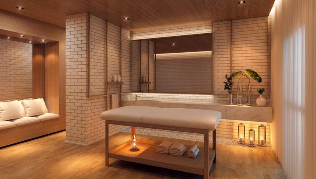 Olhar Augusta - Sala de Massagem