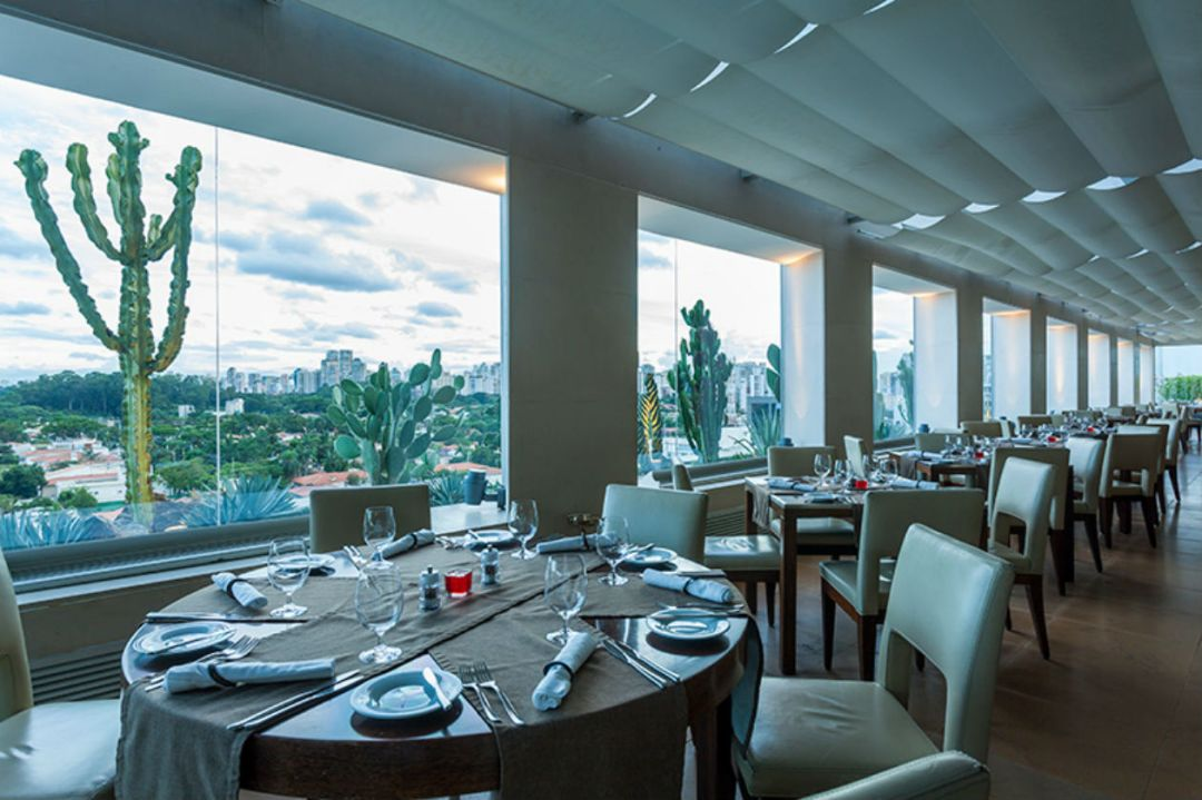 Restaurante Skye