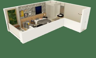Planta 3D Studio - 3