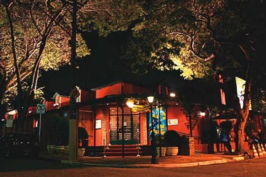 Casa de Jazz Bourbon Street em Moema