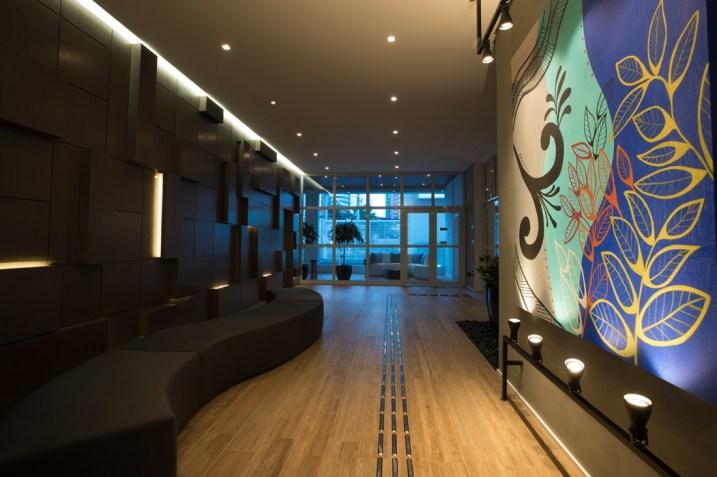 Foto do lobby Galeria