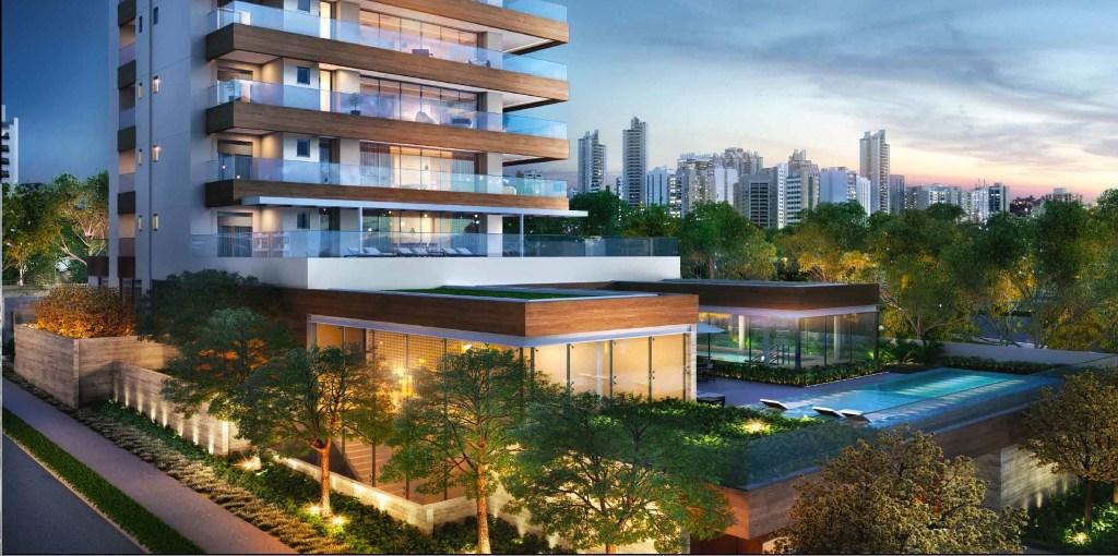 Apartamento de Luxo Rua Curitiba 381 - Projeto