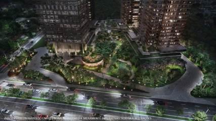 LançamentoO Parque Brooklin da Gamaro