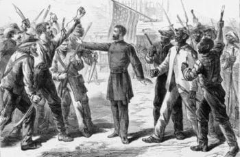 civil war aca historical photo