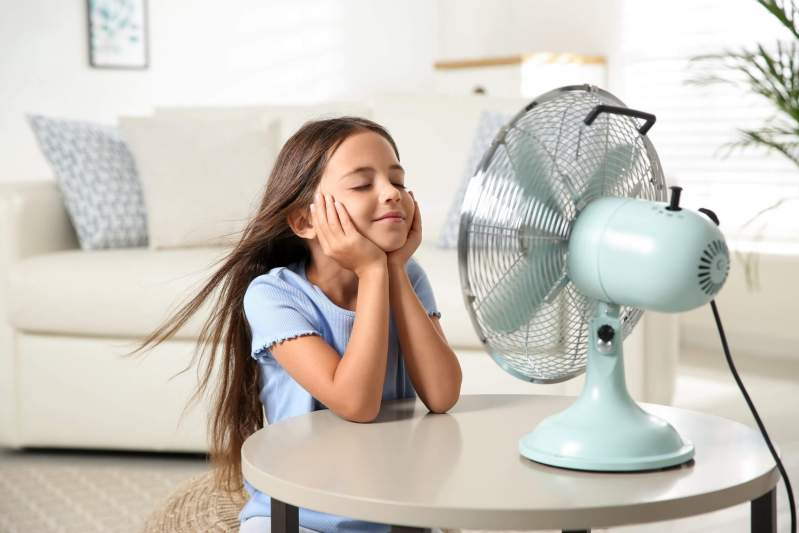 humid with a/c