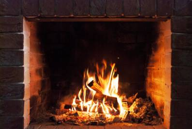 residential wood burning