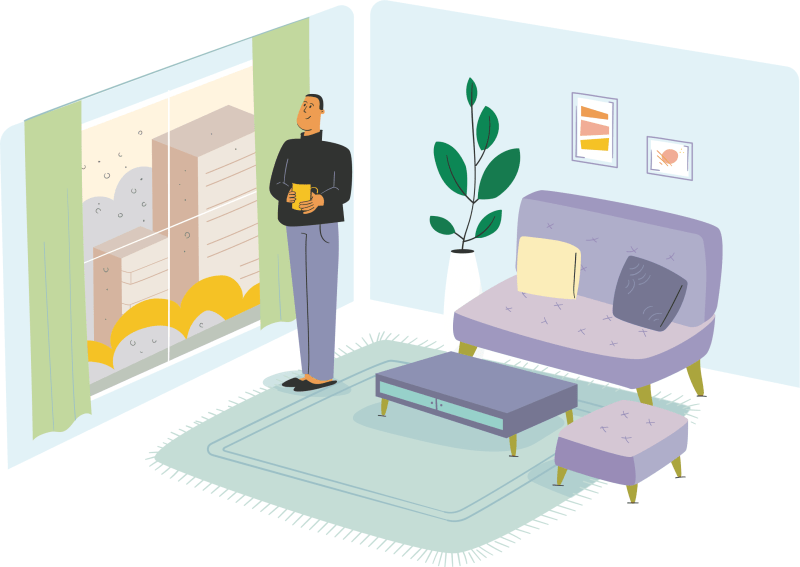 Cozy indoors during fall means autumn air quality upgrades