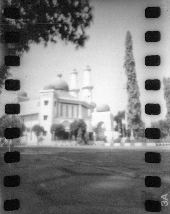 "Budi Purwanto, ""Al-Ikhlas mosque Pekalongan"""