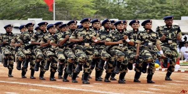 In the end, the candidates are trained to become Assistant Commandant Officers in their respective forces.