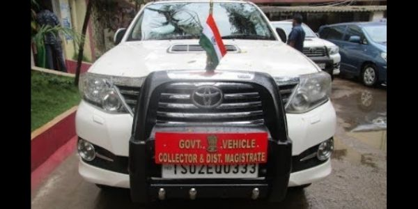 Deputy Collector Car. People should not be influences by perks but by the power to do so much good for society.