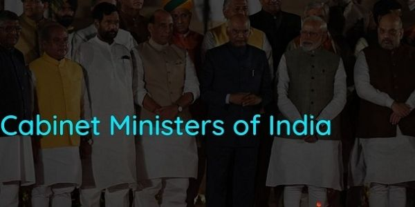 Get the complete details of the Cabinet Ministers of India in the article.