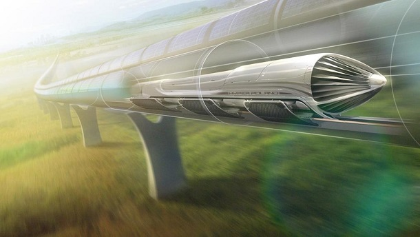 Hyperloop – The Future of Transportation