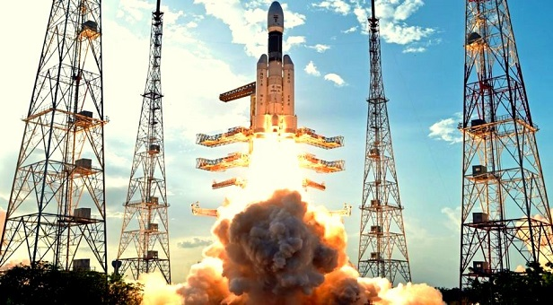 GSLV Mk-III launches GSAT 29 – A Major boost to Moon and Manned missions