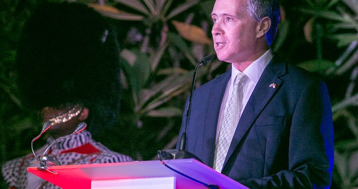 Former British High Commissioner to Singapore Envisions Rise in UK-SG Partnership