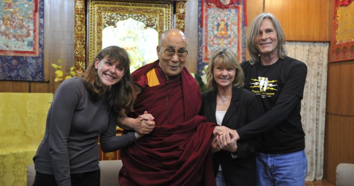 From Politics to Peace: How Dalai Lama Changed Her Life