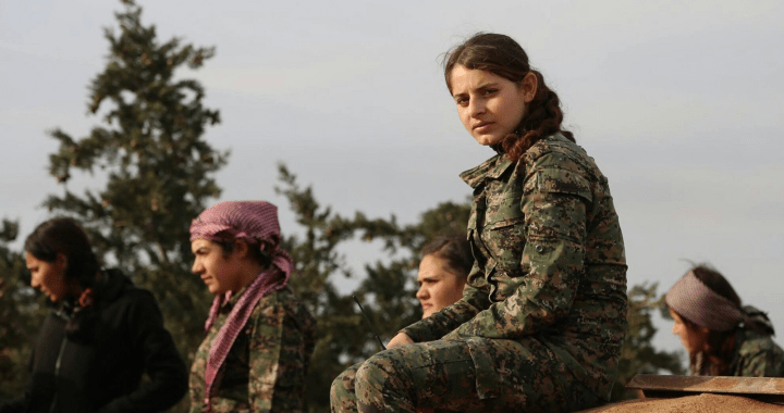 Democracy of the Stateless: The Case of Rojava